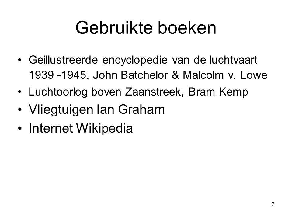 2 Gebruikte boeken Geillustreerde encyclopedie van de luchtvaart 1939 -1945, John Batchelor & Malcolm v.