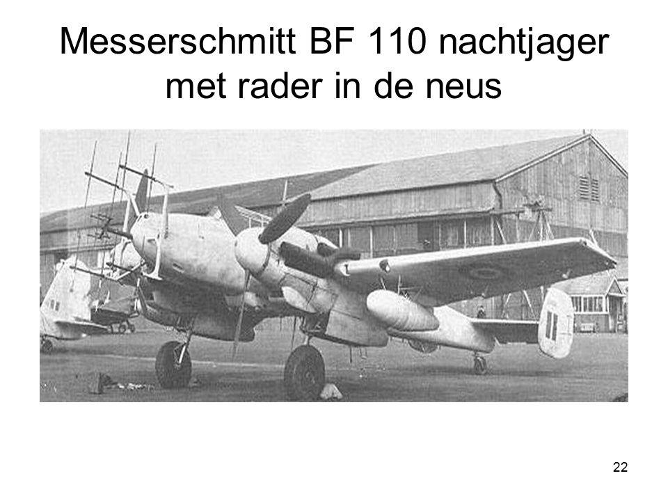 21 Messerschmitt bf 109