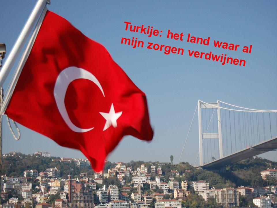 Turkije: het land waar al mijn zorgen verdwijnen