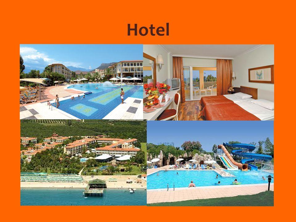 Hotel All-inclusieve 2 zoetwaterzwembaden met glijbanen Animatie 's avonds en overdag Direct aan zee Gratis handdoekenservice