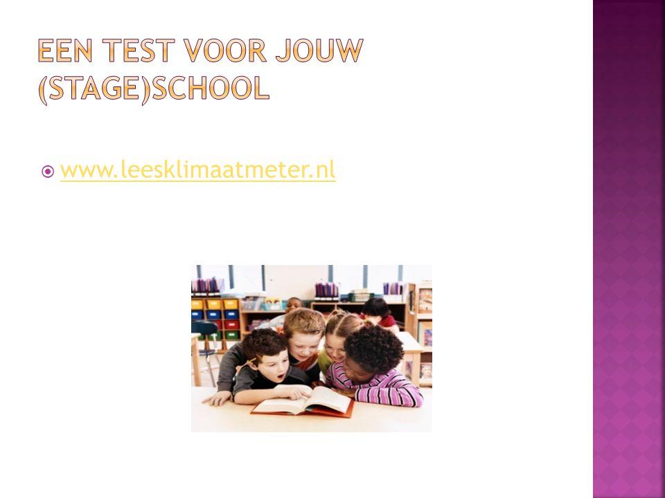  www.leesklimaatmeter.nl www.leesklimaatmeter.nl