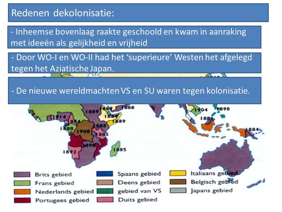 10.3 Na WO-II verlangen naar Europese integratie Voorkomen van een nieuwe Wereldoorlog.