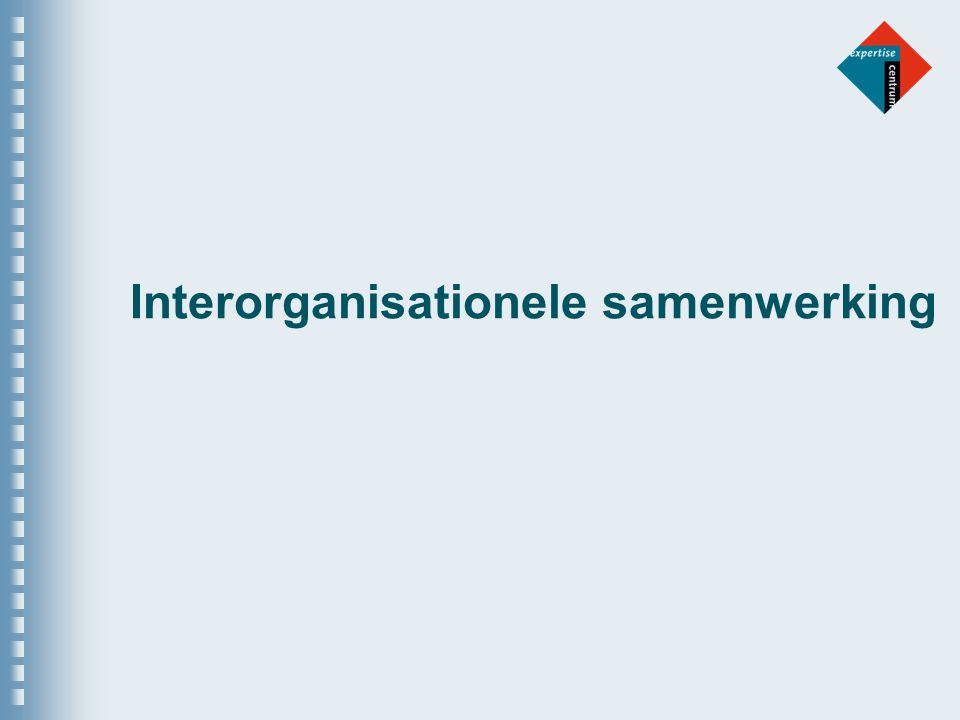 Interorganisationele samenwerking