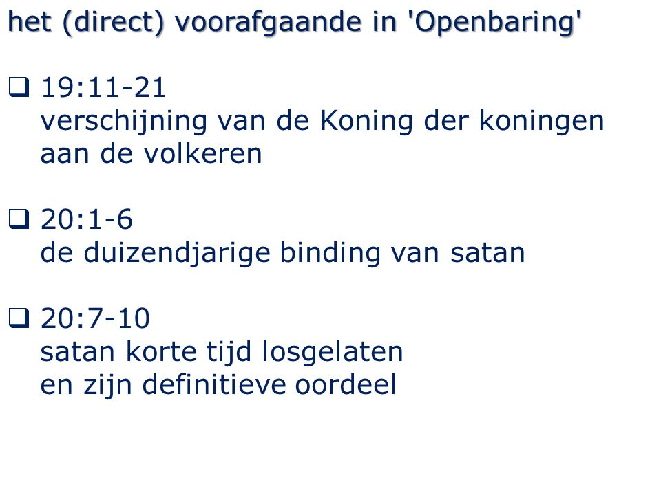 Openbaring 20 12...