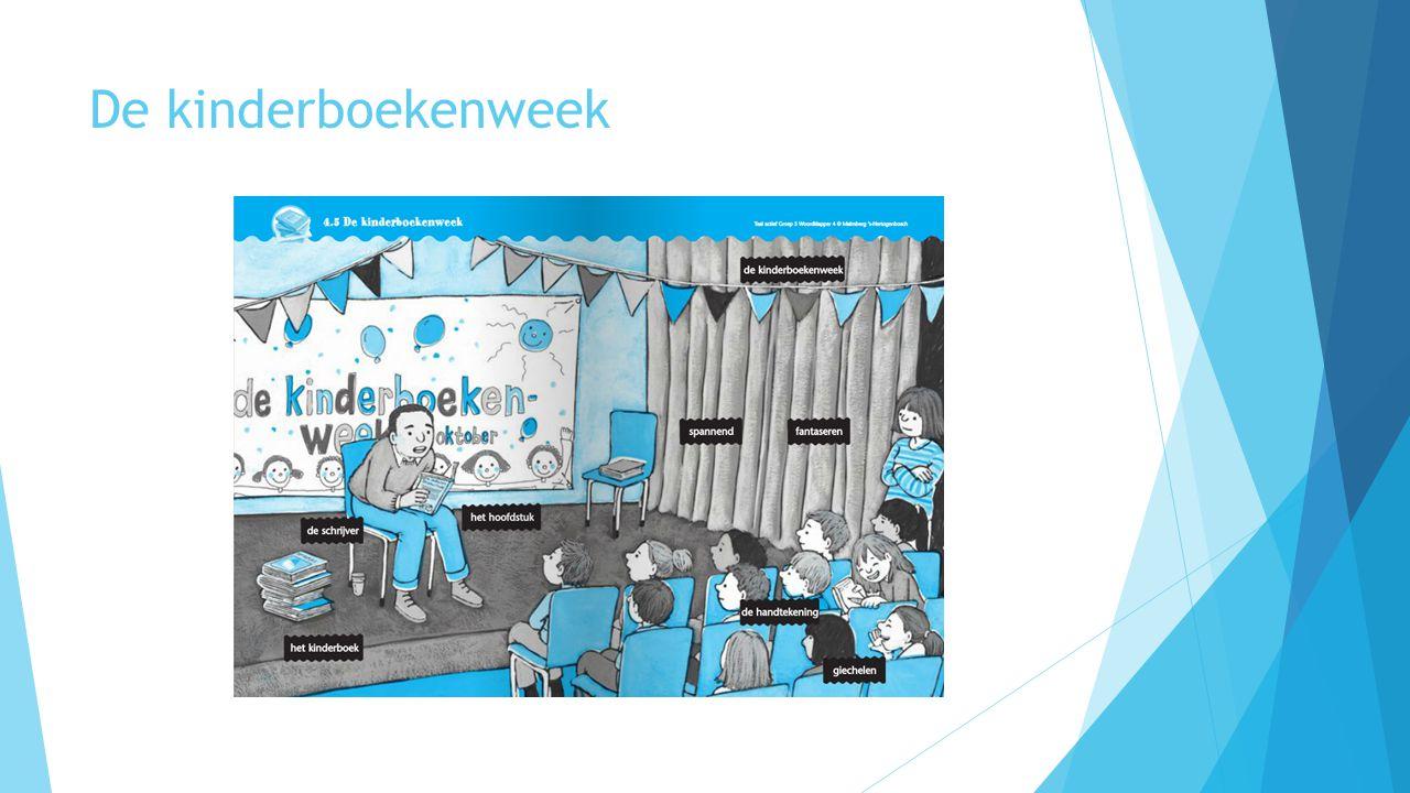 De kinderboekenweek
