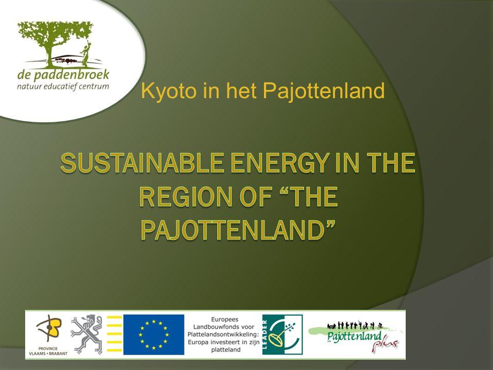 Educatief centrum de Paddenbroek vzw Opbouwwerk Pajottenland vzw Pro Natura Sociale Werkplaats vzw Innovatiesteunpunt voor land- en tuinbouw vzw Agro/aanneming Bosgroep Zuidwest Brabant