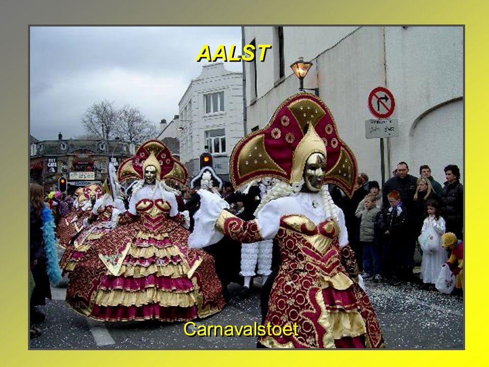 AALST Carnavalstoet