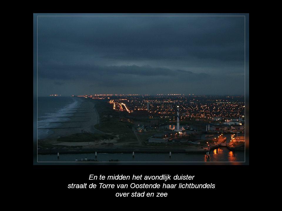 Ostend, by night… allemaal lichtjes…