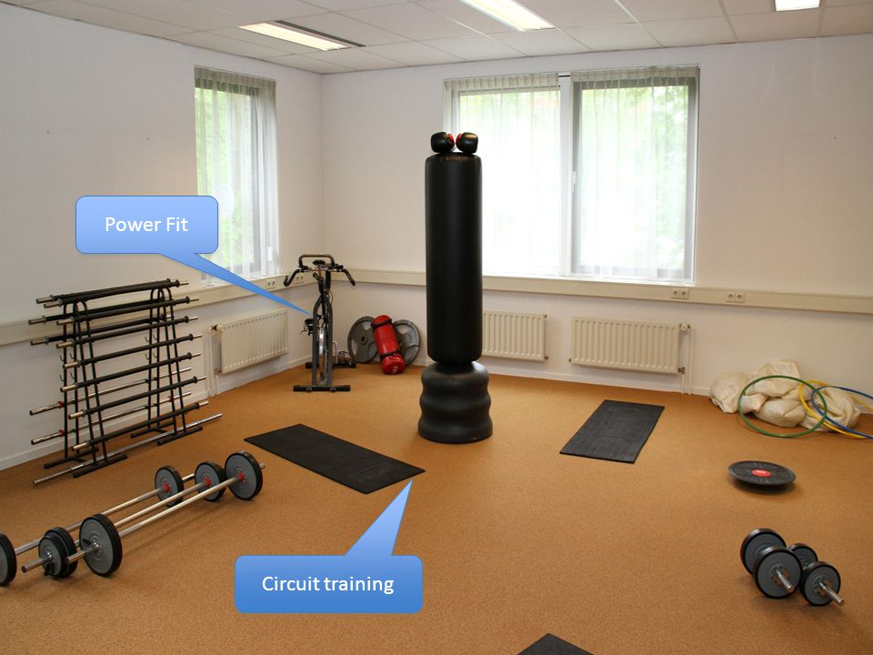 Circuit training Power Fit
