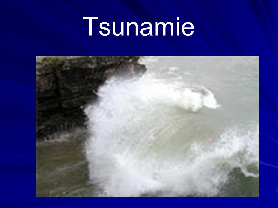 Tsunamie