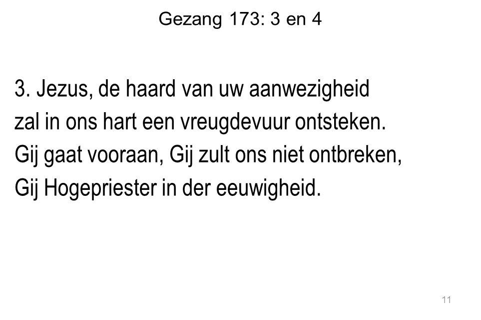 Gezang 173: 3 en 4 3.