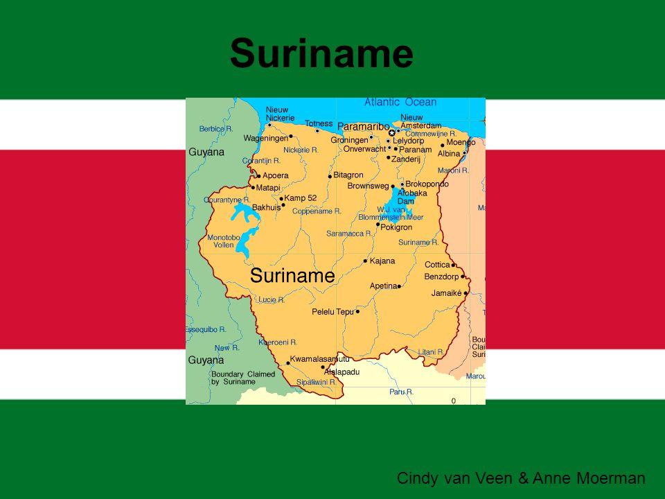 Bronnen Boeken: -Wereldwijzer Suriname, T.Leeuwsha -Dominicus Suriname, J.
