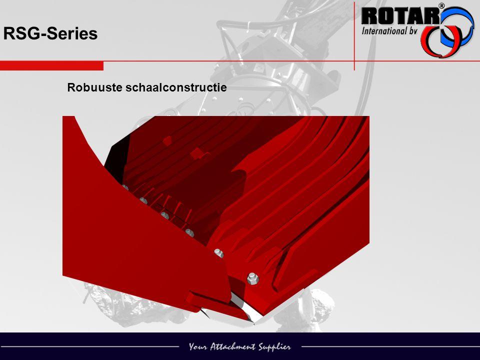 RSG-Series Robuuste schaalconstructie
