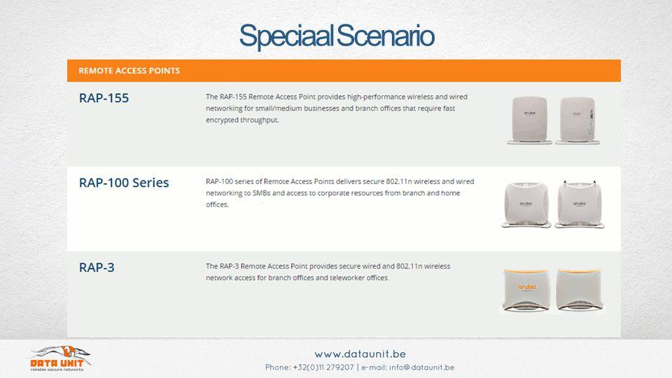Speciaal Scenario
