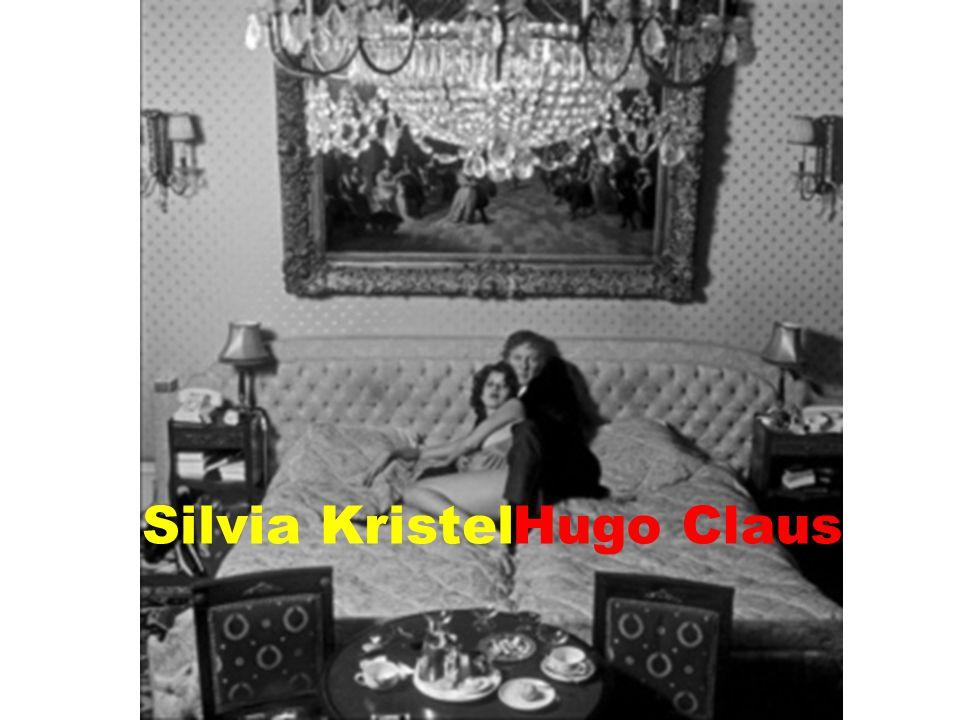 Silvia KristelHugo Claus