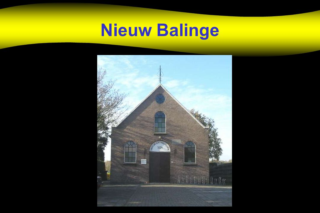 Nieuw Balinge