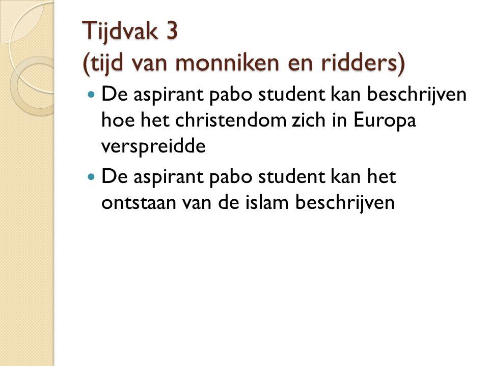 Vorige les ◦ Wat is het christendom.◦ Wanneer ontstaat het christendom.