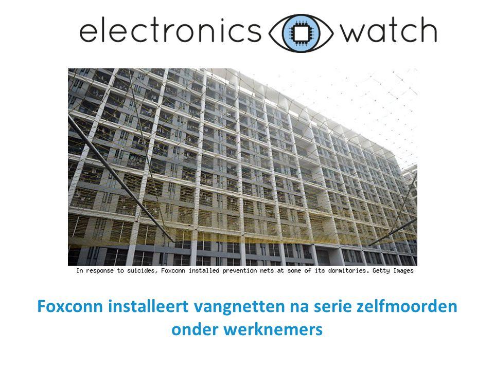 Doe mee www.electronicswatch.org Deel info binnen studentenverenigingen Roep jouw universiteit op tot actie Wie wordt de eerste Nederlandse 'Founding Member'?