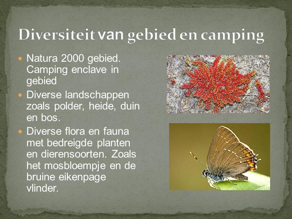 Natura 2000 gebied.