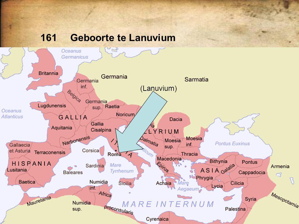 161Geboorte te Lanuvium (Lanuvium)