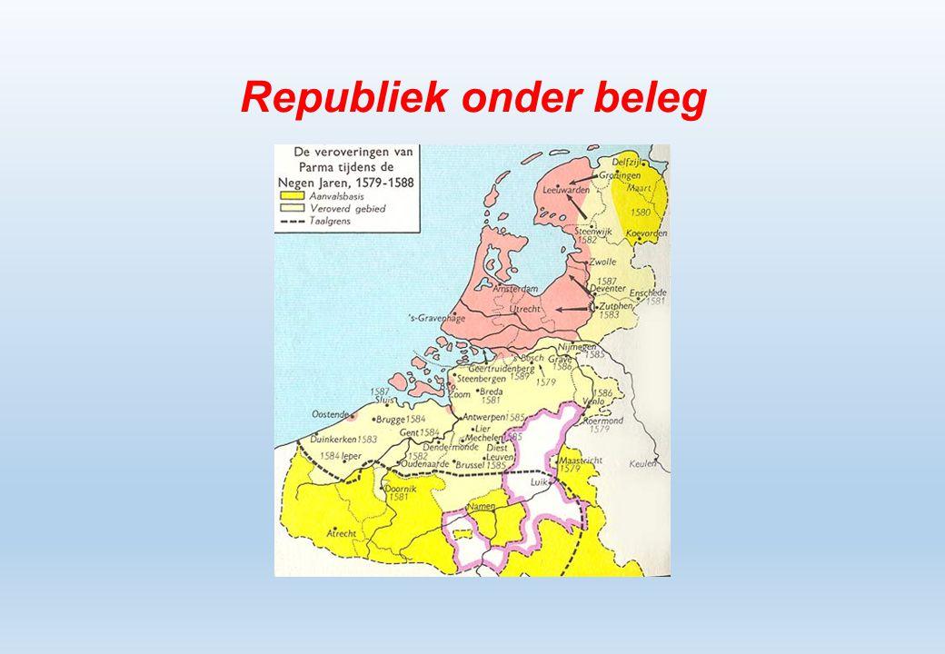 Republiek onder beleg