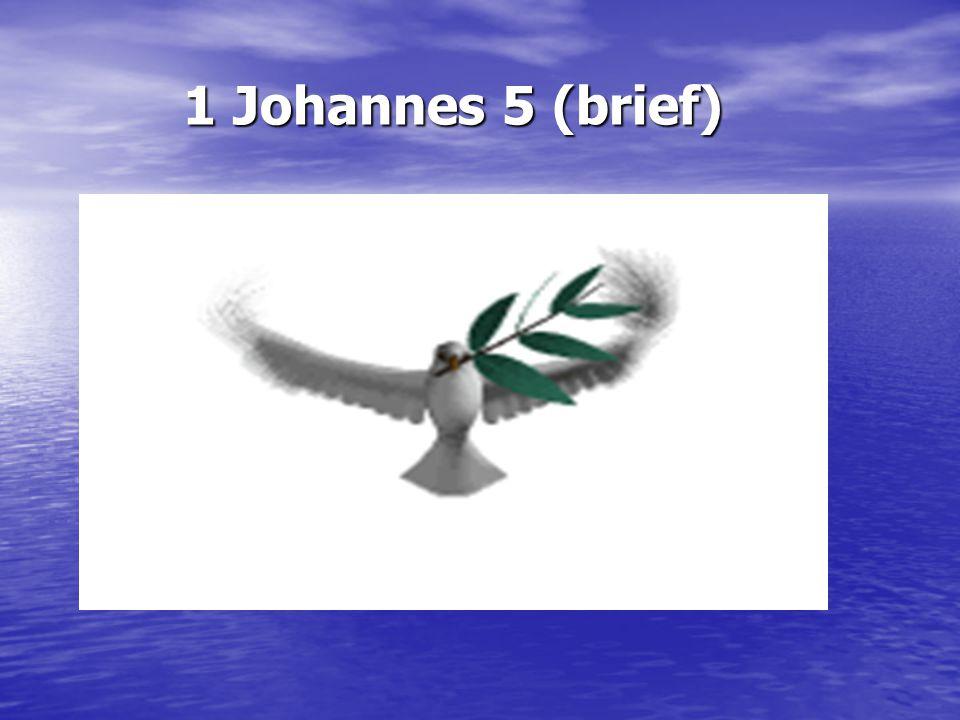 1 Johannes 5 (brief) 1 Johannes 5 (brief)