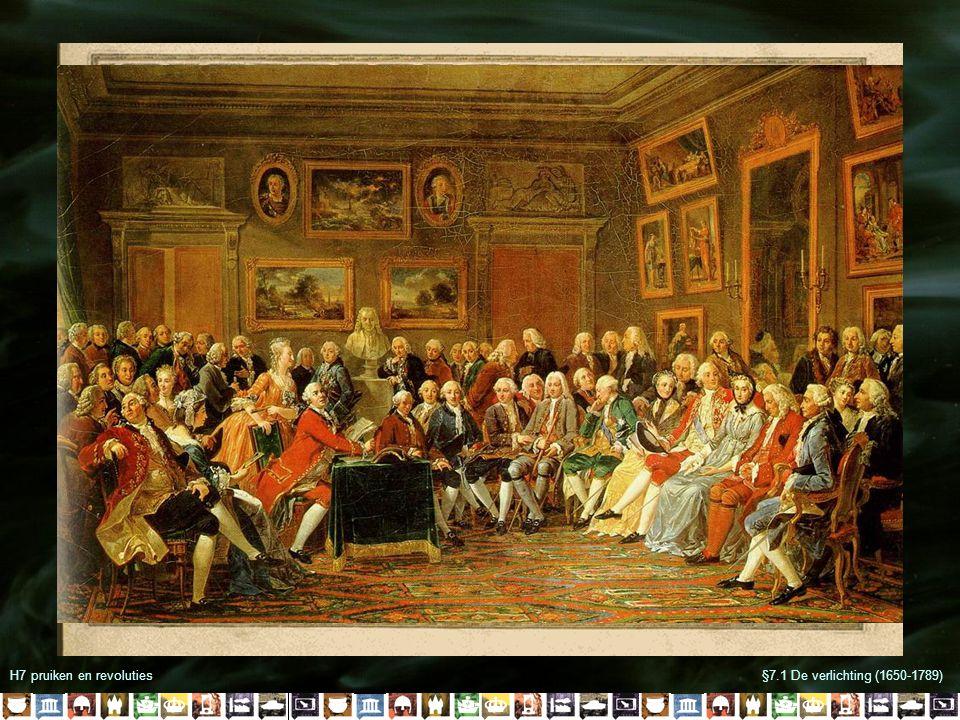 §7.1 De verlichting (1650-1789)