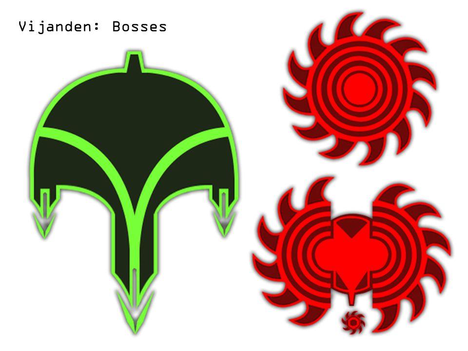Vijanden: Bosses