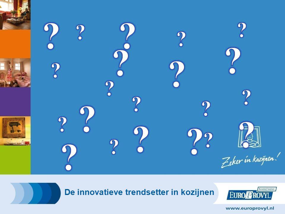 De innovatieve trendsetter in kozijnen