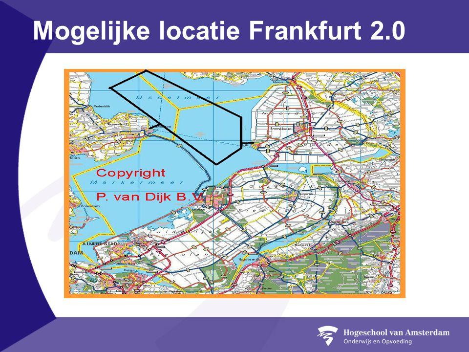 Mogelijke locatie Frankfurt 2.0