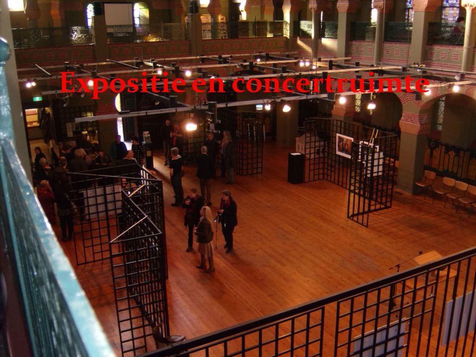 Expositie en concertruimte