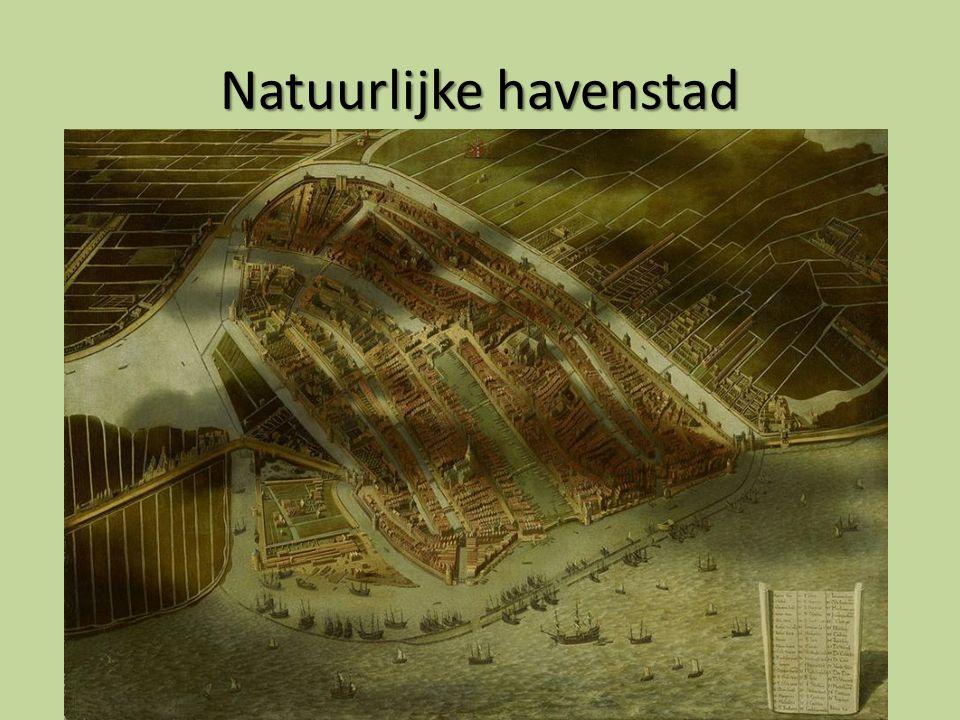 Natuurlijke havenstad