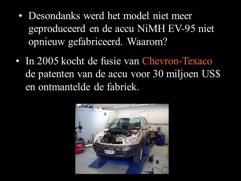 Gewonnen! Eindelijk werkte Toyota mee en gaf toestemming aan de huurders van deze auto's, om de voertuigen te mogen kopen. Toen echter begonnen enkele