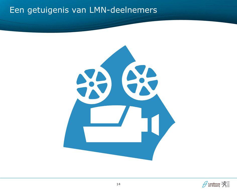 14 Een getuigenis van LMN-deelnemers