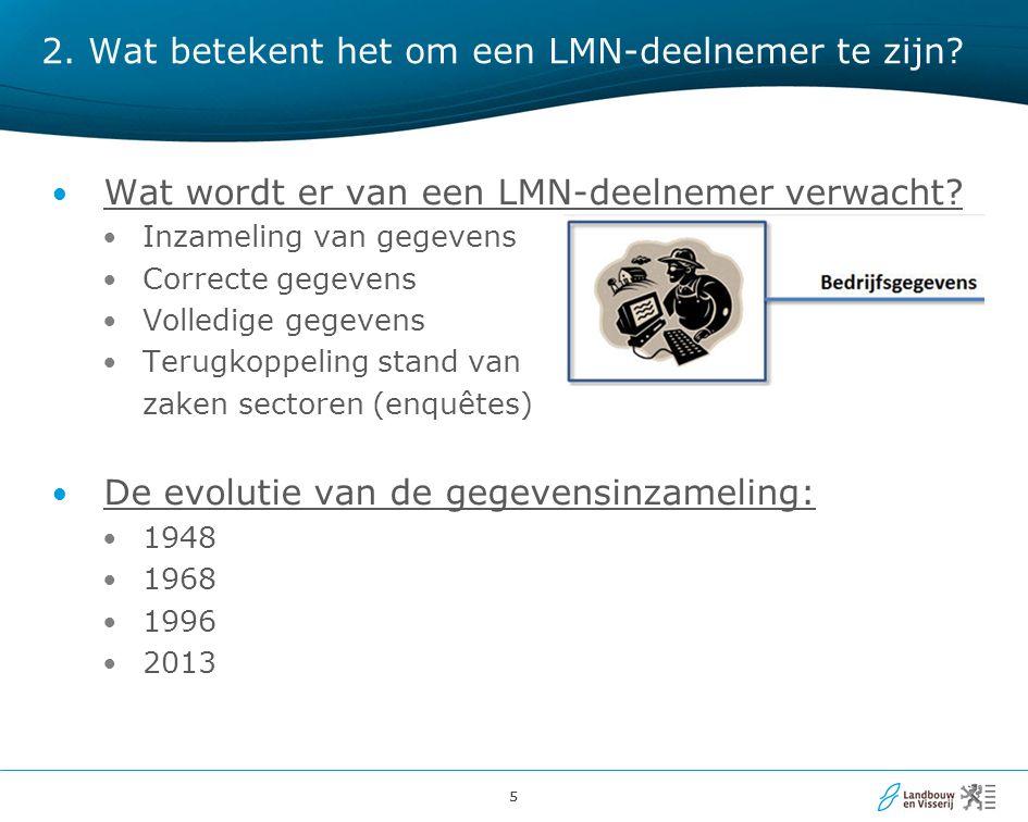 55 2. Wat betekent het om een LMN-deelnemer te zijn.
