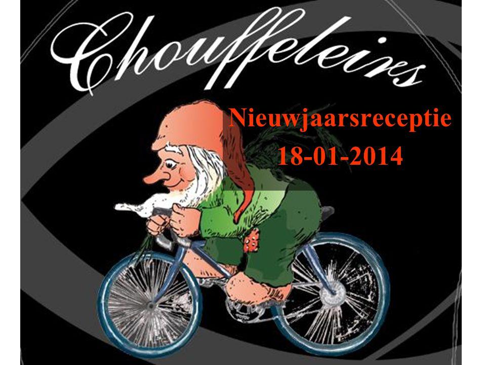 Nieuwjaarsreceptie 18-01-2014