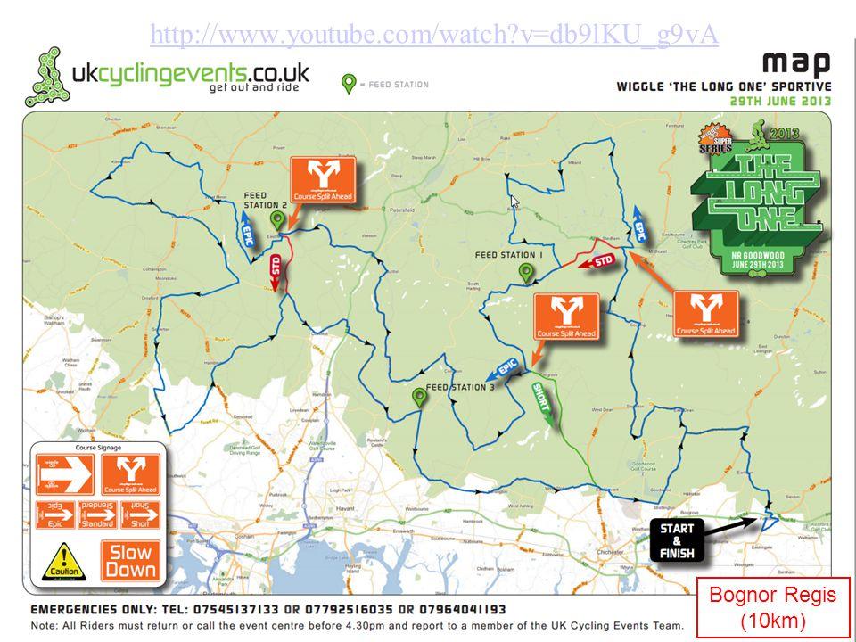 http://www.youtube.com/watch v=db9lKU_g9vA Bognor Regis (10km)
