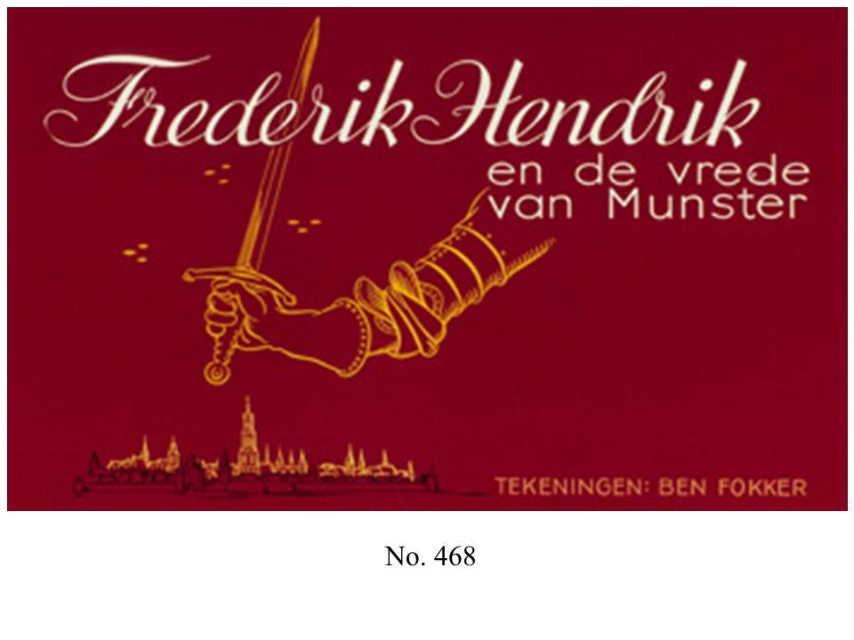Frederik Hendrik zweert trouw aan de staten 1625
