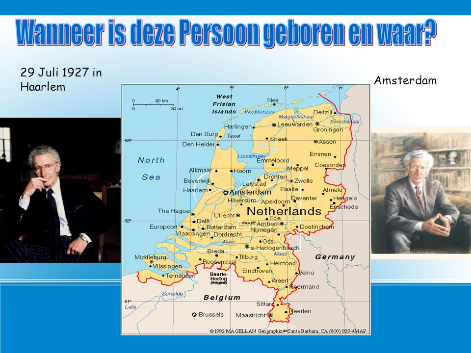 29 Juli 1927 in Haarlem Amsterdam