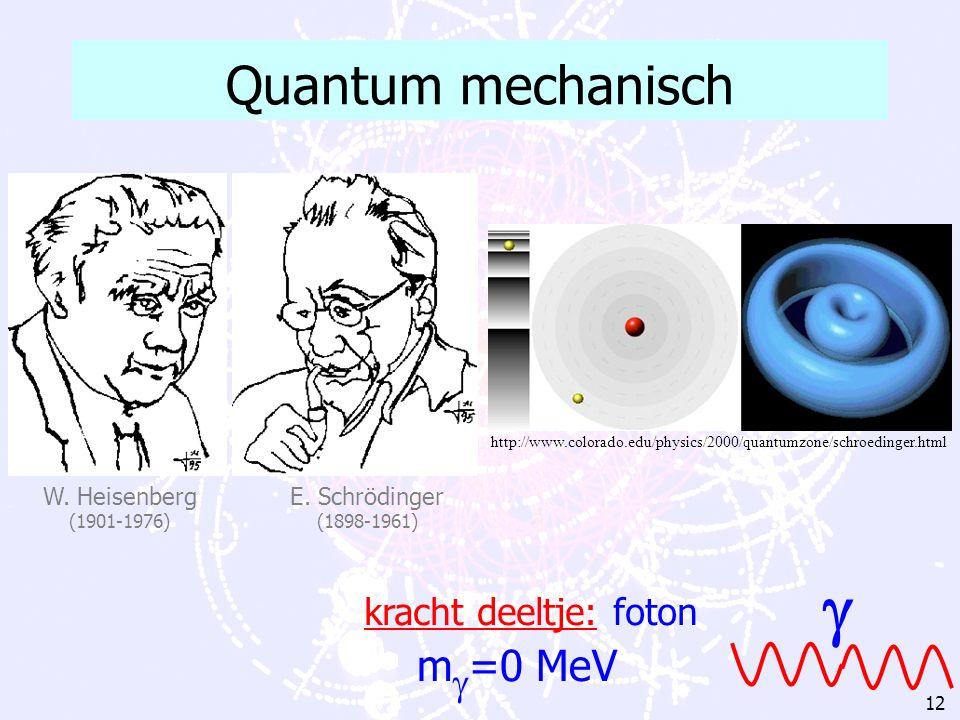 F. Linde: MasterClass Natuurkunde April 2002 Hoe werkt het? De fundamentele krachten Gravitation