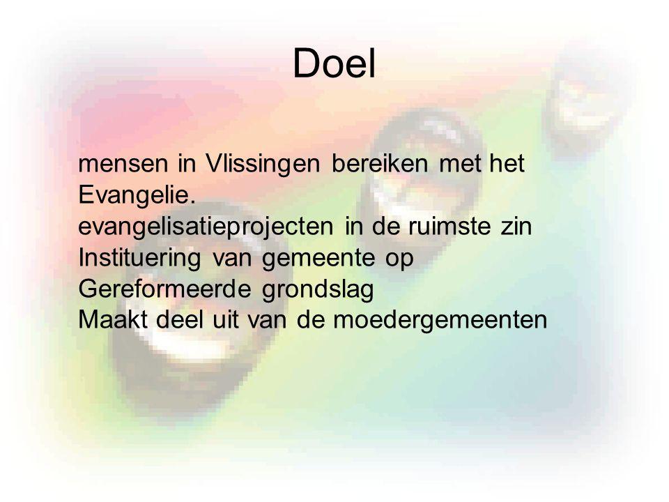 Planning (1) Stichting Hoop voor Vlissingen Statuten Bestuursreglement Participerende partijen Bankrekening ANBI-status www.hoopvoorvlissingen.nl