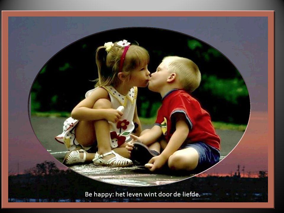 De wereld van een kind is klein, maar voor een kind is de wereld groot.