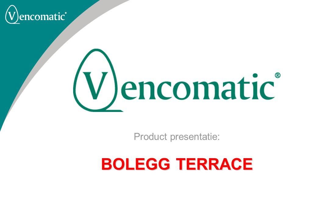 Geschiedenis Bolegg 1980 Rihs Agro start met de ontwikkeling van het Boleg concept (Bodenhaltung Legehennen) 1983 Ontwikkeling van het Boleg 2 systeem.