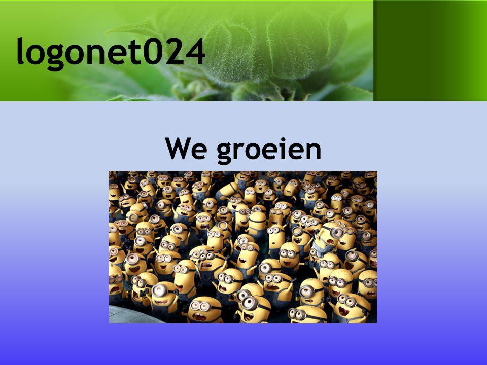 logonet024 We groeien