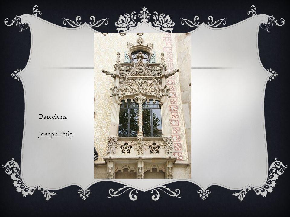 Barcelona Joseph Puig