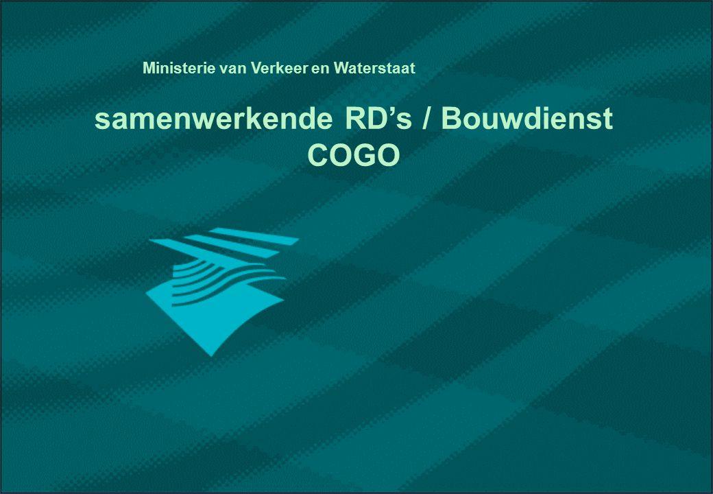 Richtlijnen Tekeningenverkeer Waterstaat RTW 3 R T W R ichtlijnen T ekeningenverkeer W aterstaat ing.