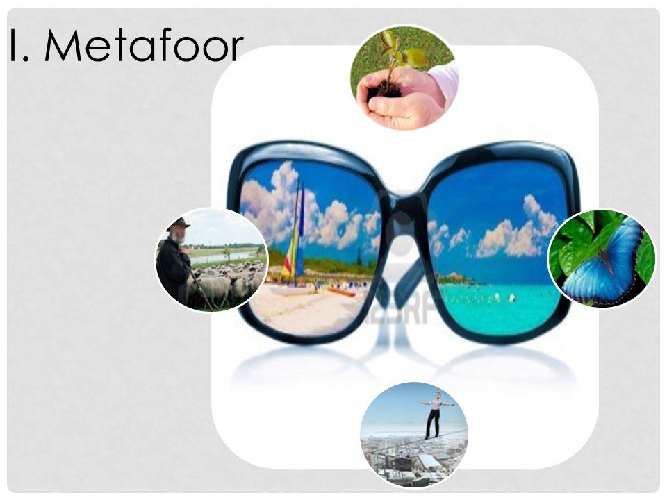 I. Metafoor