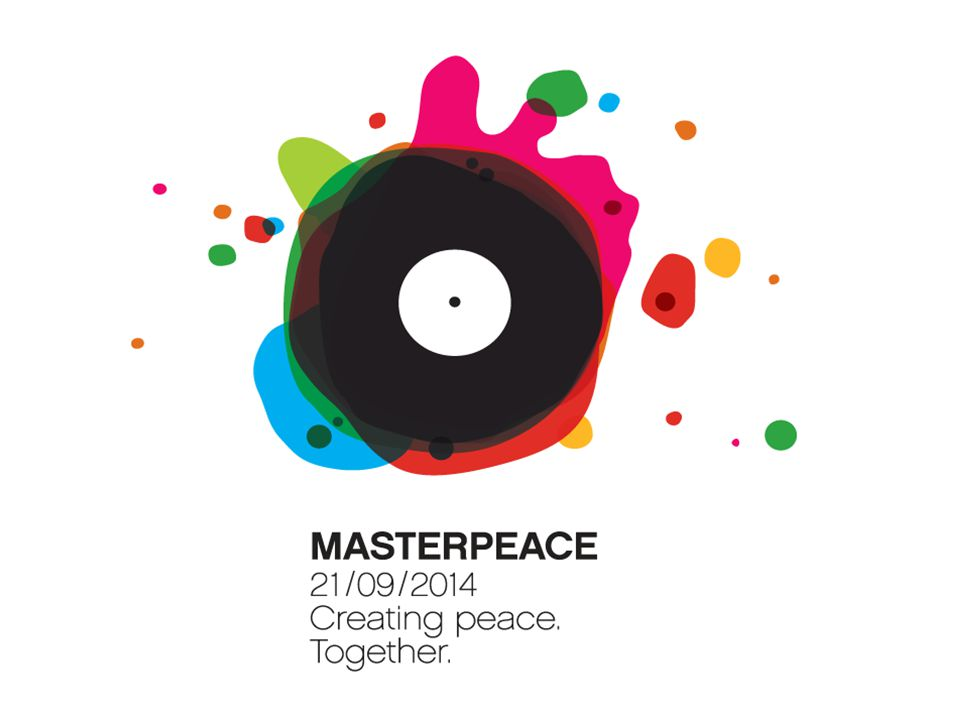 ONZE PASSIE MUSIC ABOVE FIGHTING DIALOGUE ABOVE JUDGMENT BREAD ABOVE BOMBS CREATION ABOVE DESTRUCTION MASTERPEACE Creating peace.Together.