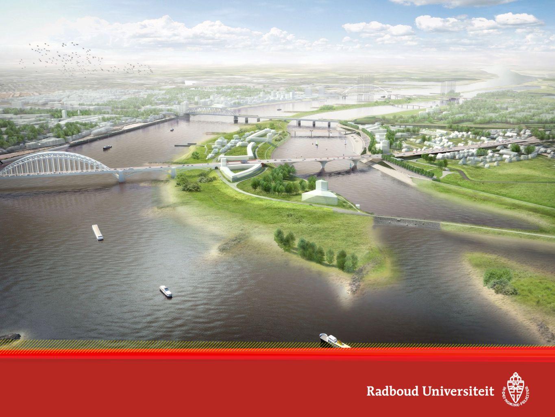 Foto ruimte voor de rivier