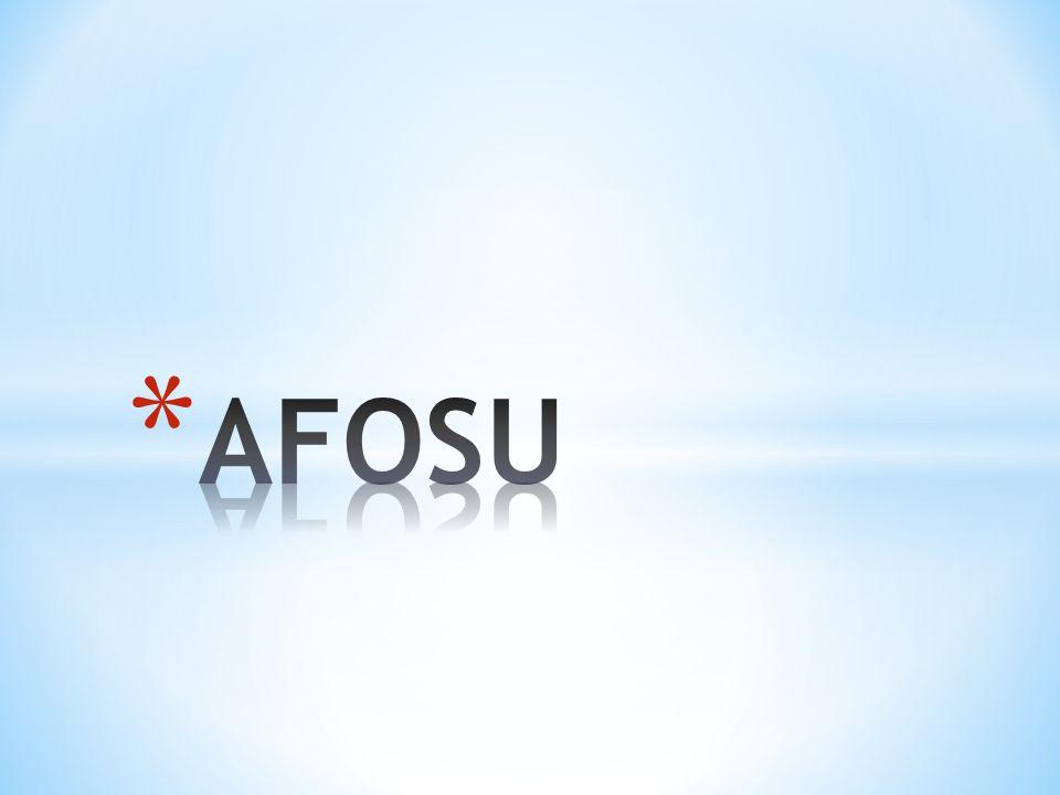 * Groepjes van 4/5 * Jullie zijn het managersteam dat zal moeten beslissen waar in het land AFOSU we een staalbedrijf moeten vestigen.